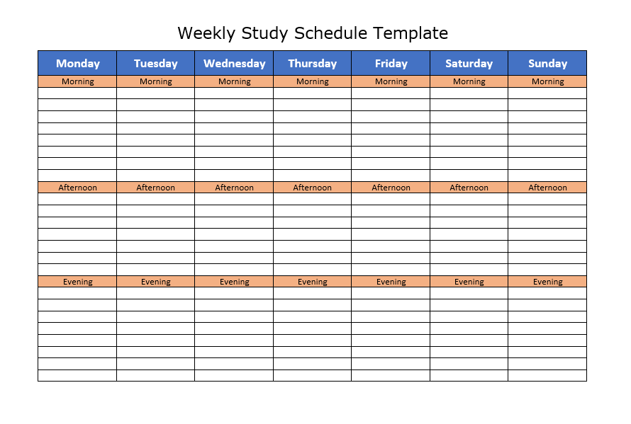 Free Work Schedule Maker Template from www.scheduletemplate.org
